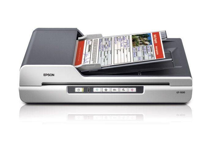 Epson gt-1500 scanner Download + License Key