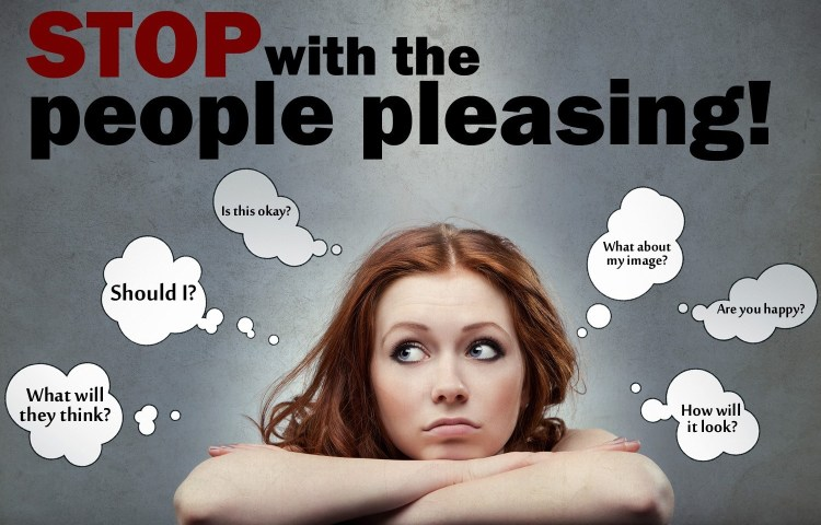 10 Steps To End People-Pleasing Behavior: Stop Placating Others and Step Into Your Truth!