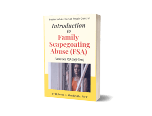 eBook: Introduction to Family Scapegoating Abuse (FSA)