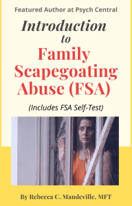 Introduction to Family Scapegoating Abuse (FSA) eBook