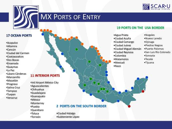 Mexico: The Second Largest Export Market of Kansas ...
