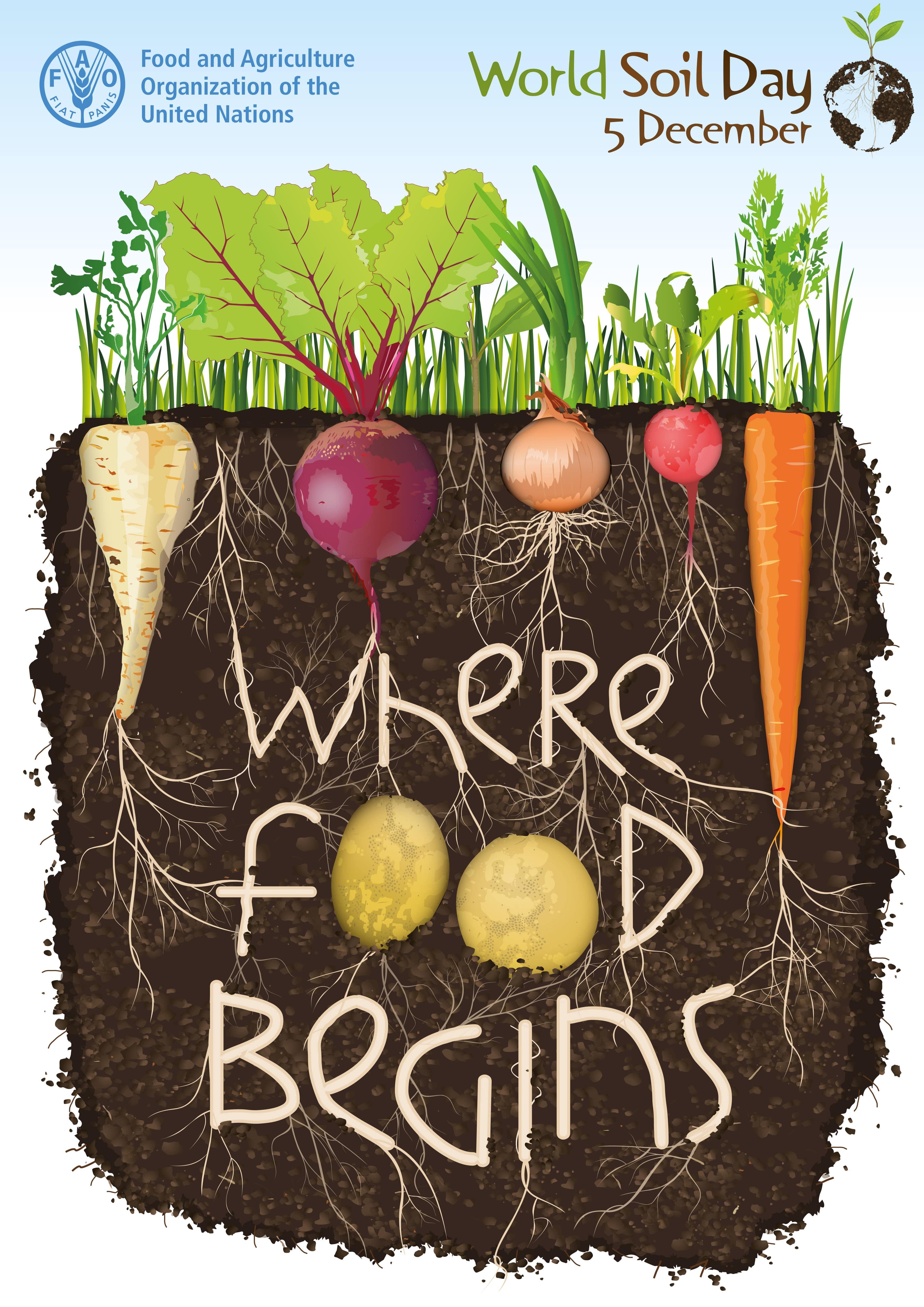 Un World Soil Day