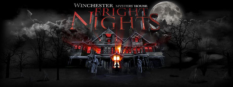 Winchester Mystery House Fright Walk