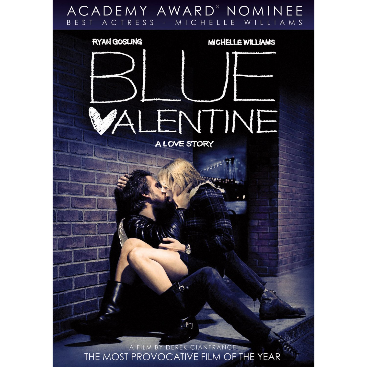 Image result for blue valentine dvd