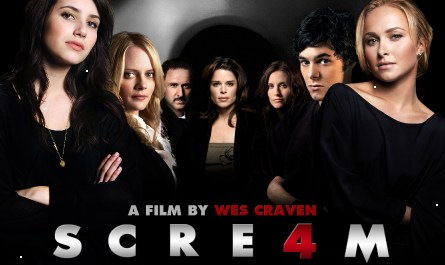 Scream 4 Feature