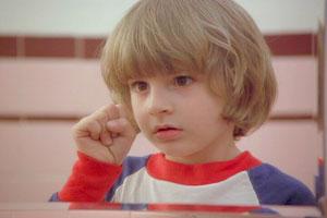 Danny Lloyd as Danny Torrance in The Shining