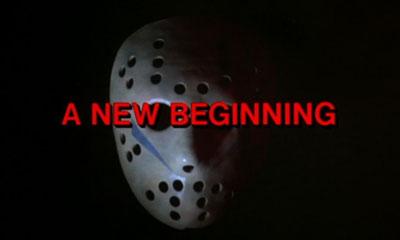 A New Beginning - Intro Screen
