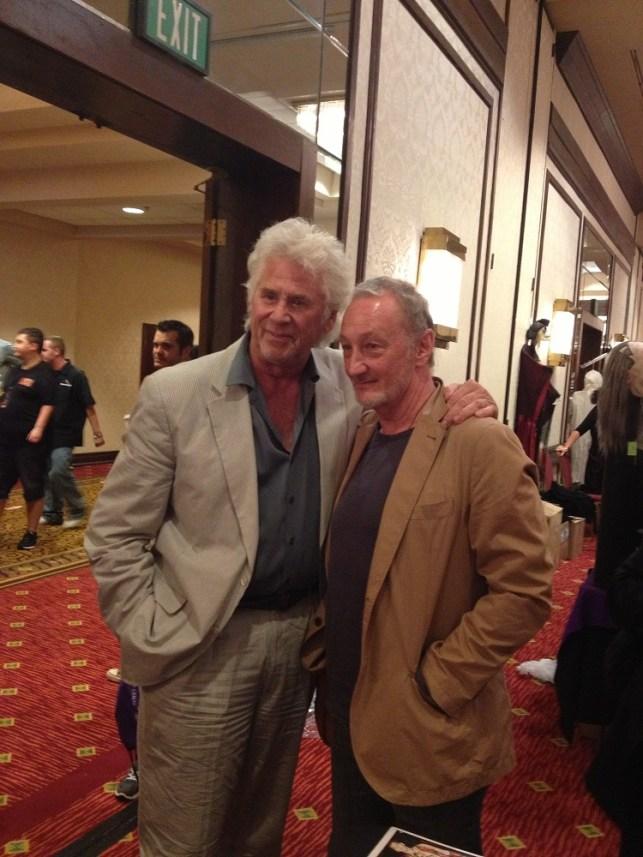 Barry Bostwick & Robert Englund