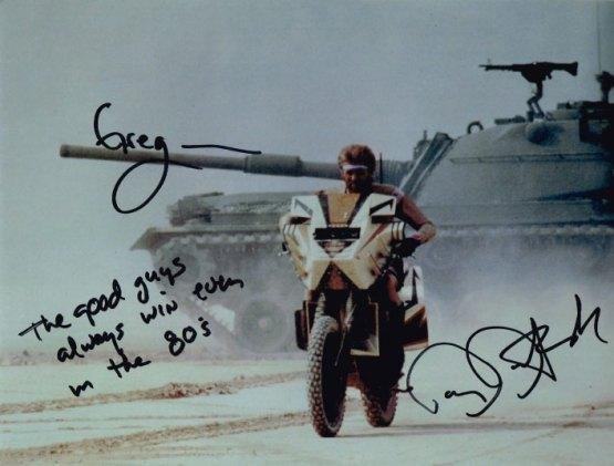 Barry Bostwick Signature