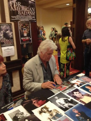 Barry Bostwick Signing