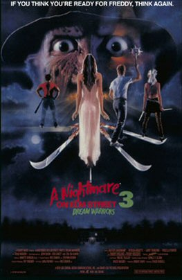 NOES 3:  Dream Warriors – Freddy's Best Movie