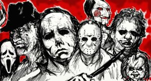 Mount Rushmore Of Horror