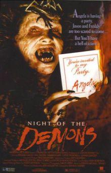 Night Of The Demons (1988)