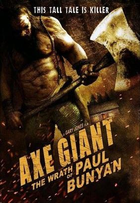 Axe Giant: Reinventing Paul Bunyan