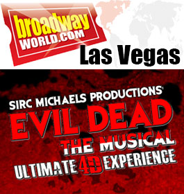 EVIL DEAD THE MUSICAL Nominated for 6 BroadwayWorld Awards