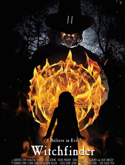 Witchfinder – Finally A Scary Movie About Witches