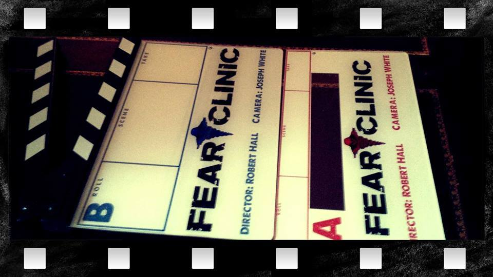 Fear Clinic Has Begun Filming Updated Cast List Scaretissue
