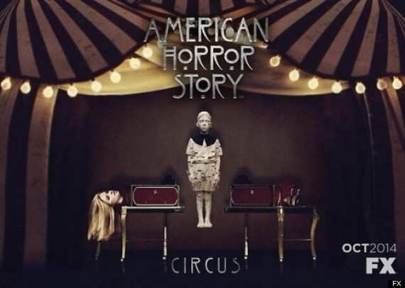 American Horror Story Season 4 Goes To The Circus