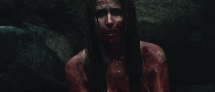 First Trailer for Psychological Horror Girl In Woods