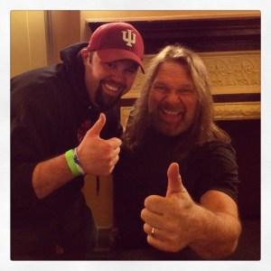 Hacksaw Jim Duggan & Chewie