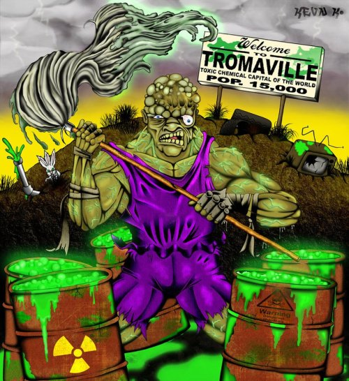Toxic Avenger 30th