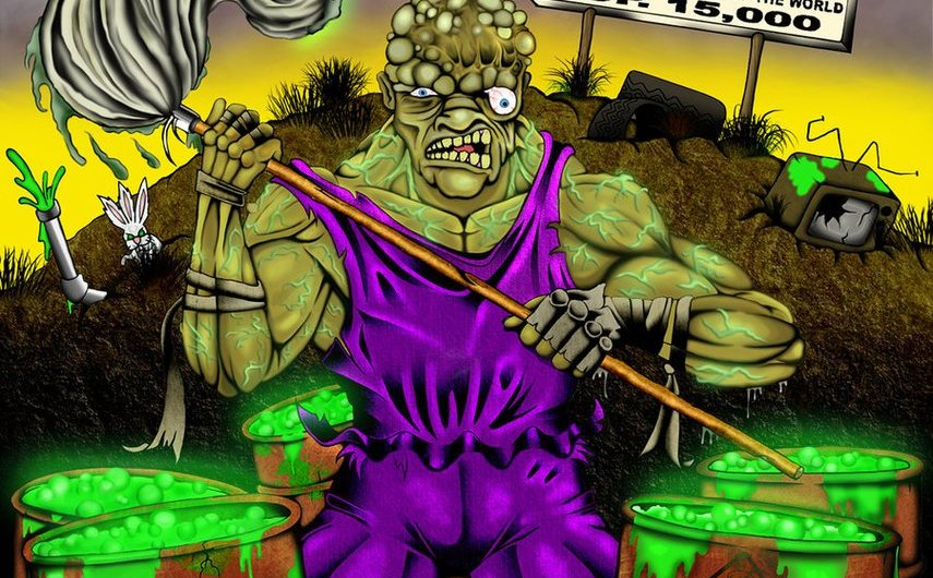 The Toxic Avenger Gets 30th Anniversary Blu-ray