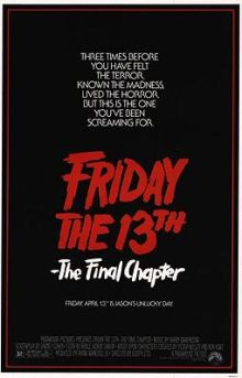 Friday the 13th The Final Chapter (1984)