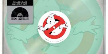 Ghostbusters Glow In The Dark Vinyl 2014