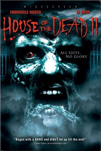 House Of The Dead 2 – It's Better Than The First One!