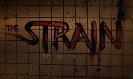 The Strain Early Promotional Art