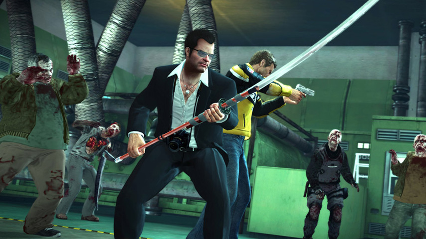 Dead Rising Coming to the Big Screen… Kinda