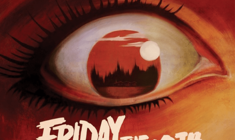 Waxwork Records to Release Friday The 13th OST on Vinyl