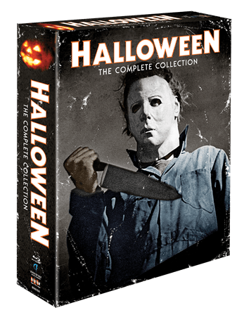 Halloween: The Complete Collection Box Revealed