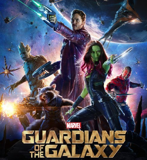 Guardians of the Galaxy (2014) – We Are Groot