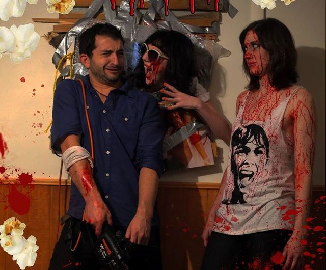 Horror Anthology 'Date Of The Dead' At Tucson Terrorfest