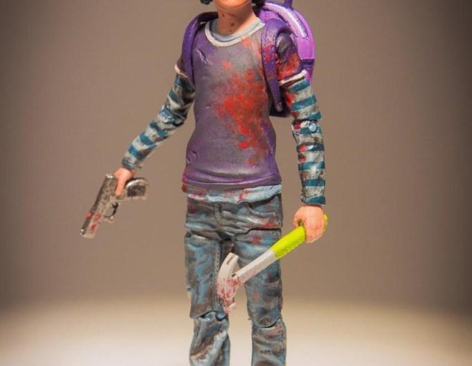 Telltale's The Walking Dead's Clementine Gets Sweet Action Figure