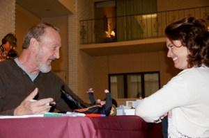 Robert Englund & Heather Langenkamp