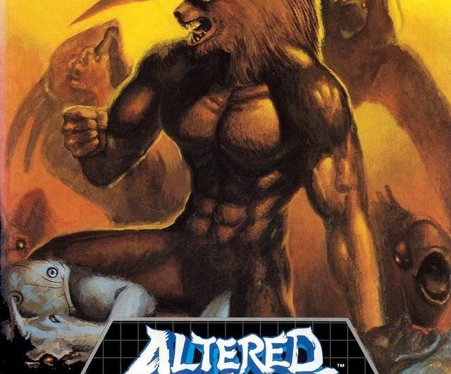 Sega's Altered Beast To Become Movie?