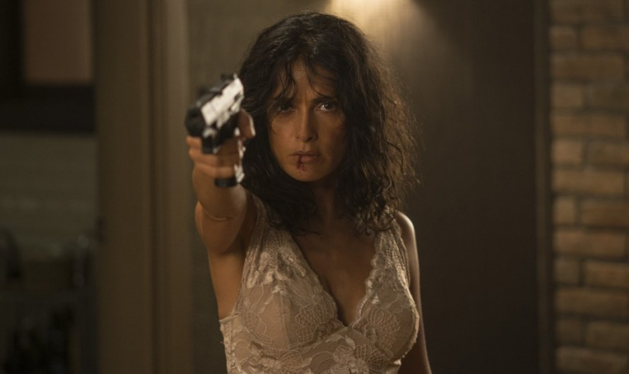 Salma Hayek's Everly Gets Official Trailer
