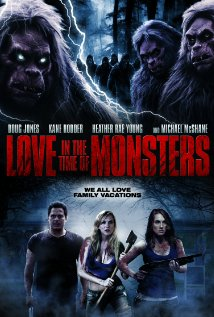 Love In The Time Of Monsters Available Now!