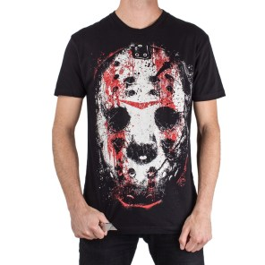 Electric Zombie Friday The 13th Jason Tshirt 4