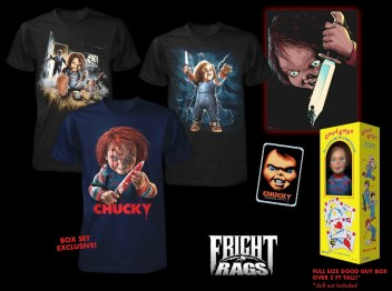 Fright Rags Chucky Collection