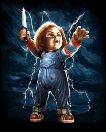 Fright Rags Chucky V2 T-Shirt