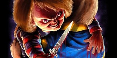 Fright Rags Chucky V3 T-Shirt
