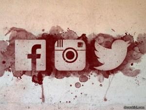 Horror Social Icons