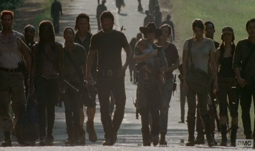 The Walking Dead – S05E10, S05E11, S05E12, S05E13