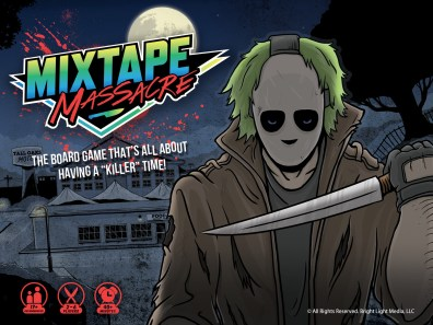Mixtape Massacre - Main Image