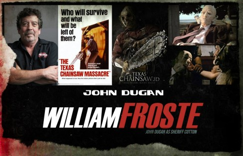 John Dugan - William Froste Casting Photo