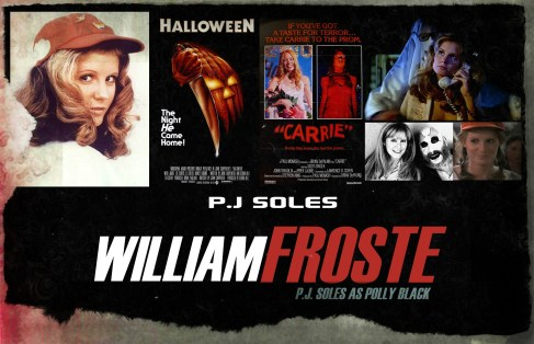 P.J. Soles - William Froste Casting Photo