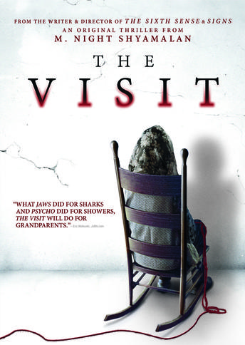 The Visit – Now Available On Digital, Blu-Ray & DVD